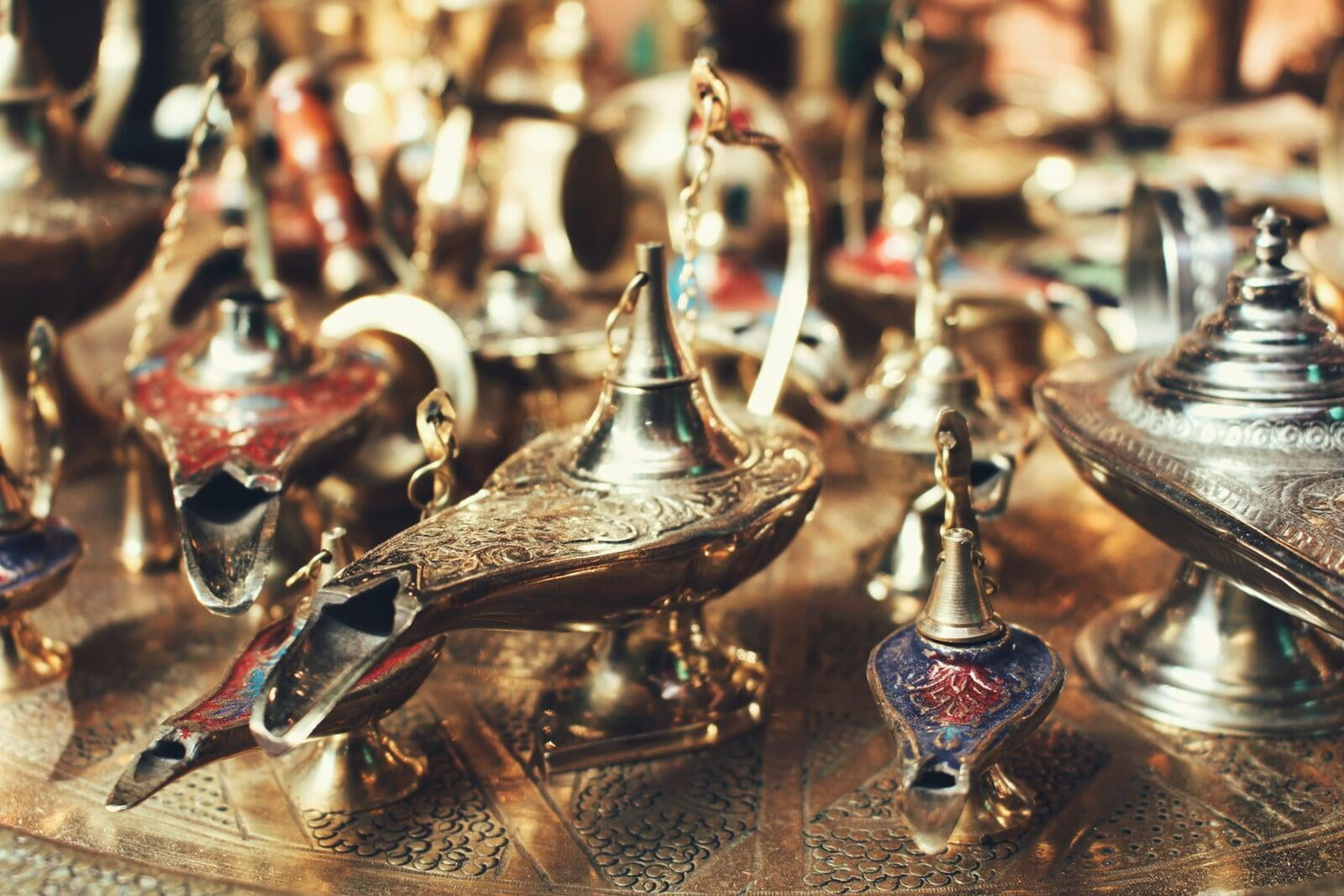 Aladdin's Lamp: Harnessing the power of choice & action